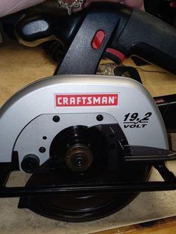 Craftsman 19.2volt for Sale in Richmond,  VA