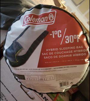 Coleman Hybrid Sleeping Bag for Sale in Henderson, NV