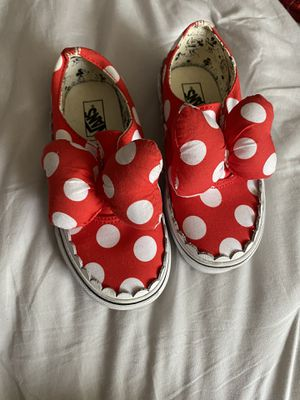 Minnie Mouse Vans for Sale in Santa Ana, CA