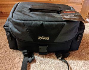 NEW Canon Rebel Gadget Bag, Camera Bag for Sale in Monroe, WA