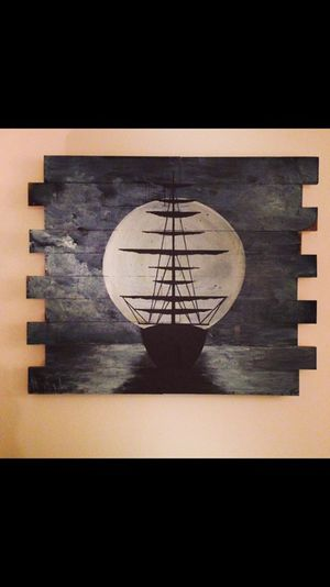 Ship painting for Sale in Alexandria, VA
