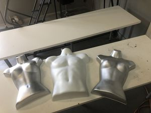 T-Shirt Body Displays (3 total) for Sale in Tampa, FL