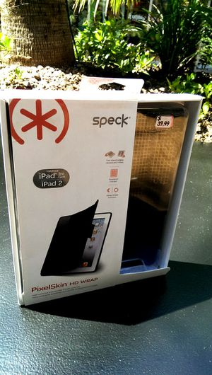Speck PixelSkin HD Wrap Case for IPad 2,3 and 4 for Sale in Scottsdale, AZ