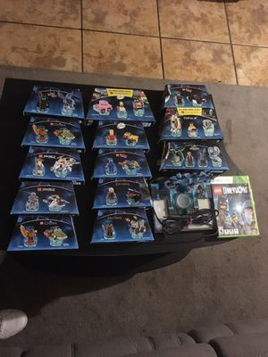 LEGO DIMENSIONS BUNDLE XBOX 360 for Sale in Las Vegas, NV