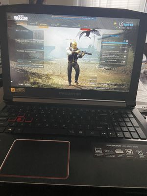 Acer Predator Helios 300 Gaming Laptop for Sale in Attleboro, MA