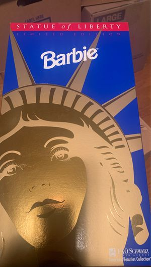 Statue of Liberty Barbie for Sale in Staten Island, NY