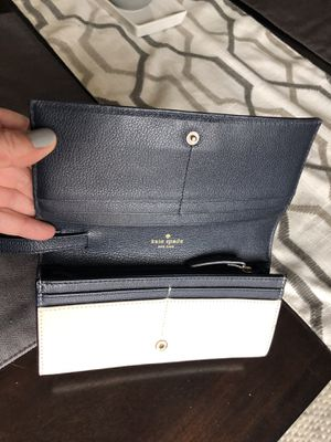 Kate spade navy purse and wallet for Sale in Littleton, CO