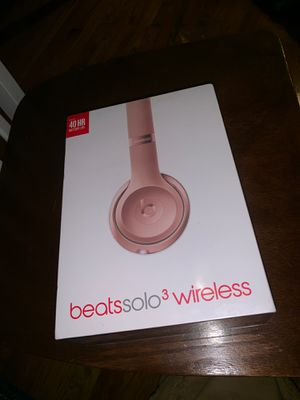 Beats solo3 wireless new for Sale in Queens, NY