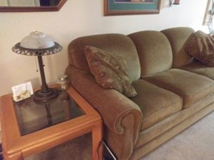 Sofa with Matching Love seat for Sale in Columbus, OH