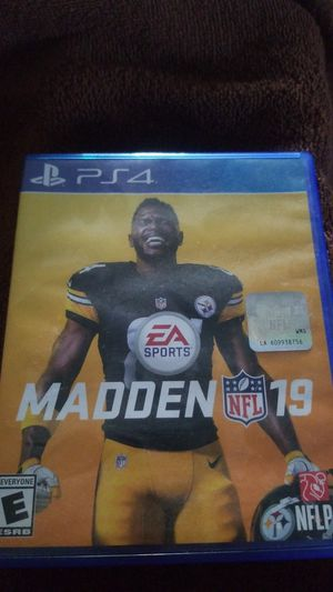 Madden 19 for Sale in Compton, CA