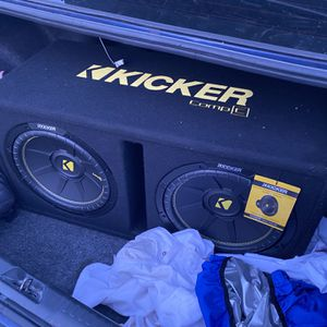 Kicker Comp [C] 12s for Sale in Queens, NY