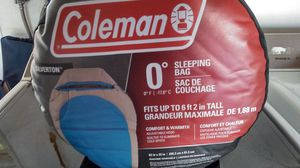 Coleman sleeping bag for Sale in Perris, CA