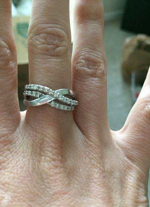 Diamond and white gold ring for Sale in Atlanta, GA