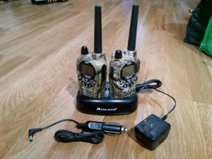 Midland GXT1050 Camo Walkie Talkies for Sale in Butte, MT