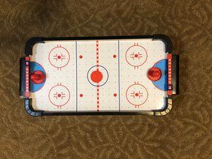Air hockey mini table for Sale in San Antonio, TX