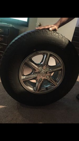 Cadillac Escalade wheels for Sale in Fort Washington, MD