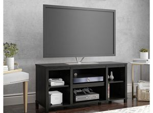 TV Stand (Brand new) Holds 50in (max weight 55lbs) for Sale in Fullerton, CA