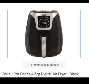 Brand new air fryer still in box for Sale in Fontana, CA