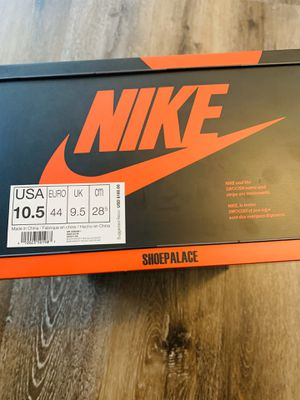Jordan 1 Gina sz 10.5 for Sale in Bakersfield, CA