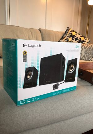 Logitech Computer Speakers for Sale in San Francisco, CA
