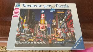 Ravensburger puzzle, 1000 pieces New York City for Sale in Bellflower, CA