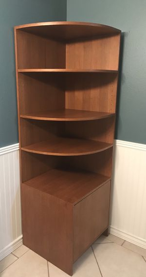 Corner shelf and storage for Sale in Glendale, AZ