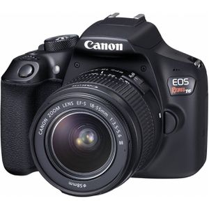 Canon T6 for Sale in Tampa, FL