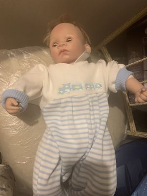 "A. D. G baby doll reborn 20 "" tall for Sale in Annapolis Junction, MD"