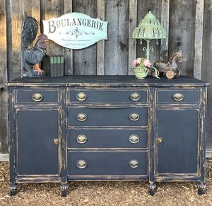 """""""Shabby Chic"""" Vintage Buffet for Sale in Hillsboro, OR"""
