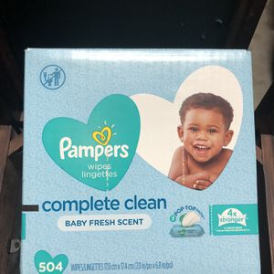 Baby Wipes for Sale in Chula Vista, CA
