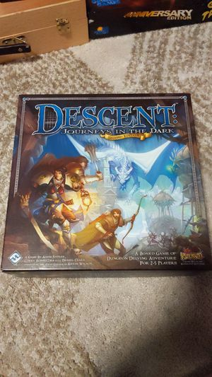 Descent Board Game for Sale in Oakland, CA
