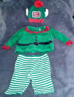 Baby Christmas Outfit (6 Mos.) for Sale in Silver Spring, MD