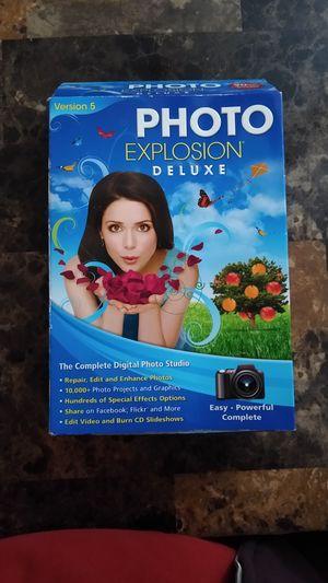 Photo Explosion Deluxe for Sale in Phoenix, AZ