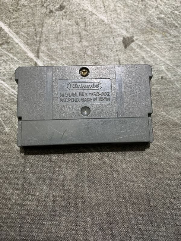 Gameboy Advance Medal of Honor Infiltrator