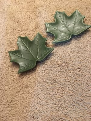 Green Leaf Decoration for Sale in Bailey's Crossroads, VA