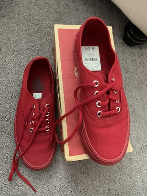 Vans $12 firm for Sale in Beaumont, CA