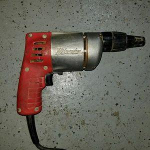 Heavy Duty Milwaukee Drywall Screw Shooter for Sale in Elmhurst, IL