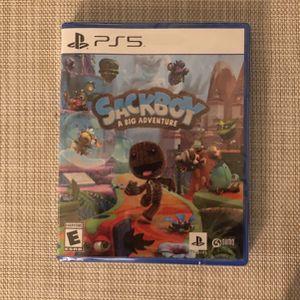 Sackboy - PlayStation 5 (PS5) - Unopened for Sale in Reston, VA