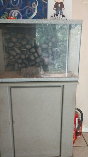 Large Terrarium w/ Heated Wall for Sale in Austin, TX