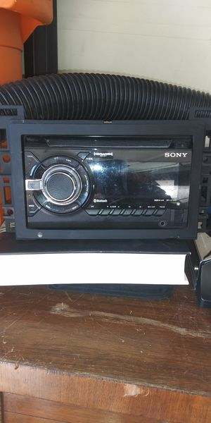 Sony bluetooth stereo for Sale in Aurora, CO