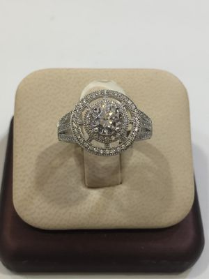 925 silver CZ ladies ring for Sale in Plano, TX