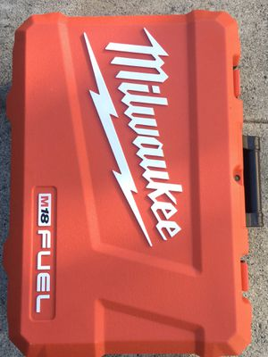 Milwaukee case only for Sale in Fremont, CA