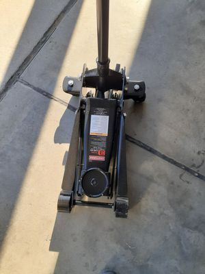BRAND NEW CRAFTSMAN 3 TONS JACK for Sale in Stockton, CA