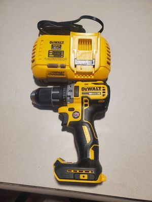 Drill xr y fast charger $$$100 for Sale in Dallas, TX