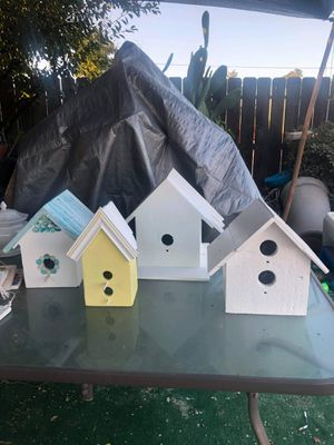 Bird houses for Sale in Madera, CA