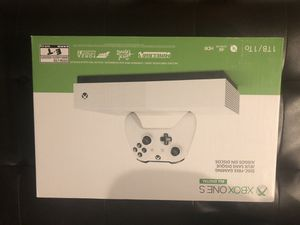 Brand new Xbox one S all digital for Sale in Coventry, RI