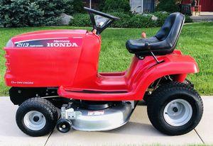 "Mint Honda Harmony H2113 13hp 38"" Hydro Mower for Sale in Layton, UT"