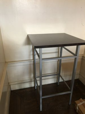 Standing desk or bar table for Sale in San Francisco, CA