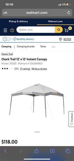 12'x12' canopy for Sale in Phoenix, AZ