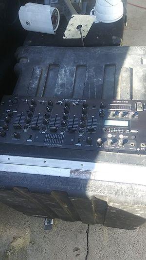 Dj mixer amplifiers good condition for Sale in La Habra Heights, CA